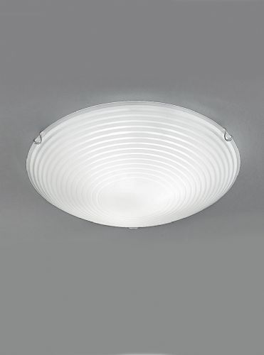 Franklite CF5667 Chrome Ceiling Light